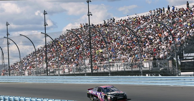 Denny Hamlin wins at Watkins Glen