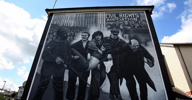 Edward Daly, priest in famed Bloody Sunday image, dies at 82