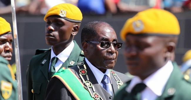 Zimbabwe's president warns against further protests