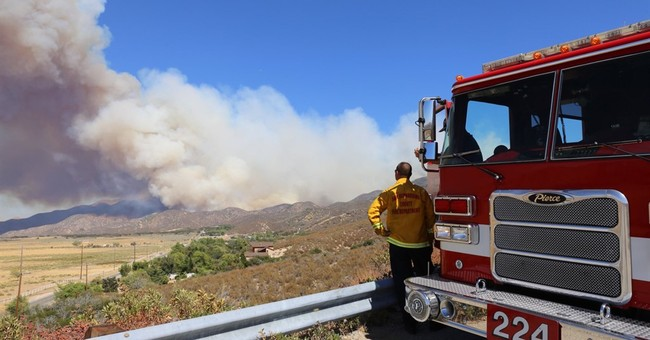 Nearly 10 square miles burn in latest California wildfire