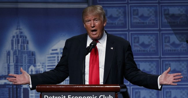 AP FACT CHECK: Trump shapes facts to fit economic agenda