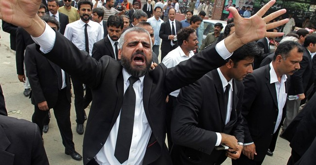 Major militant attacks in Pakistan in past 6 years