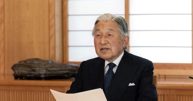 When emperors speak: A rarity in Japan