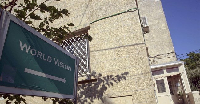 World Vision: Israeli charges based on 'huge gap' in numbers