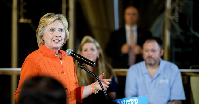 The Latest: Clinton promises to compete in all 3 debates