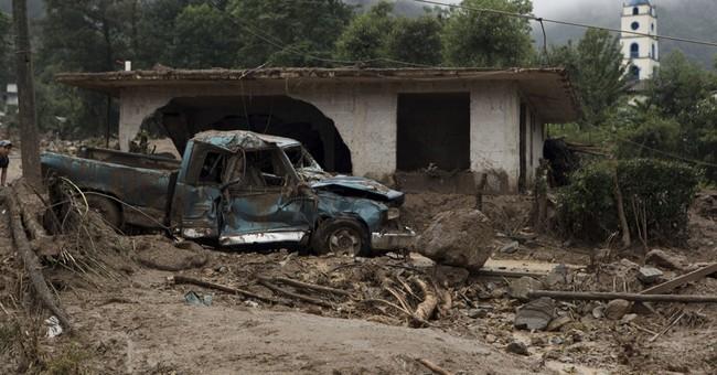 Javier weakens to rainstorm as it swirls past Mexico's Baja