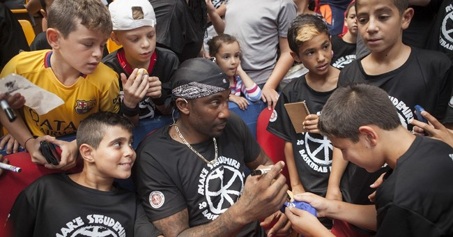 Ex-NBA All-Star Stoudemire opens new chapter in Israel