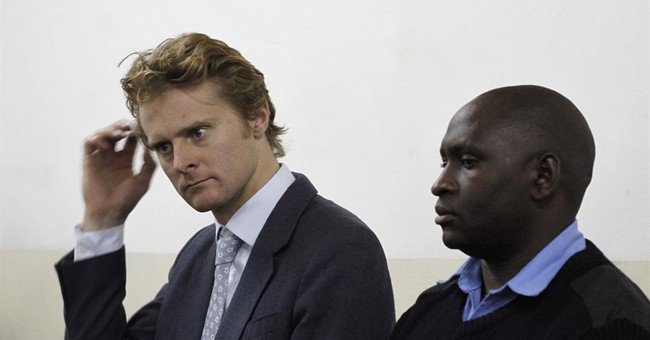 Briton charged with trafficking cocaine in Kenya in court