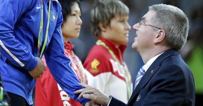 AP Interview: Bach to continue push for Olympic doping bans