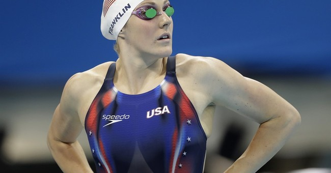 Ledecky, not Franklin, all the swimming rage at Rio Olympics