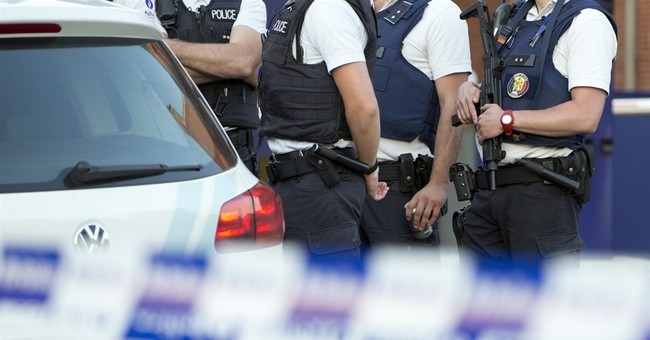 Belgian official says machete attacker known for petty crime