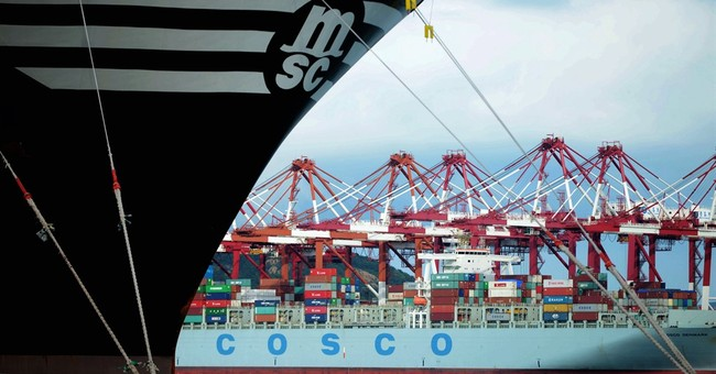 China's imports, exports fall again in July