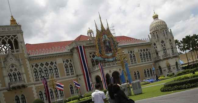 Royal Palace among places Pokemon shouldn't Go in Thailand
