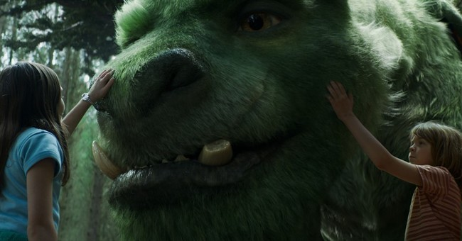 Correction: Film Review-Pete's Dragon story