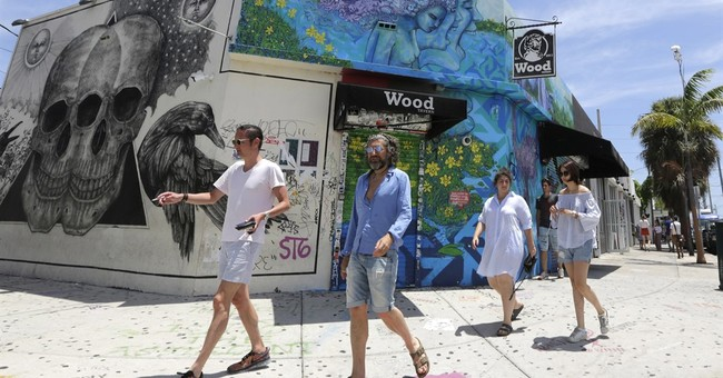 Wynwood is home to artists, hipsters, tourists _ and Zika