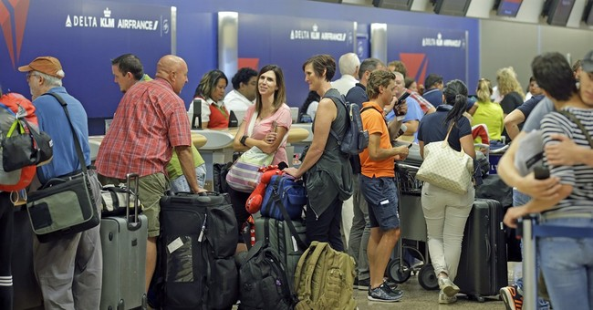 Delta recovering after global outage delays, cancels flights
