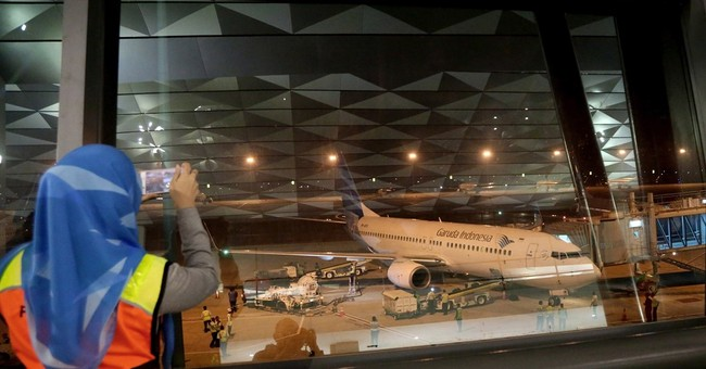 Indonesian capital's airport opens $560 million terminal