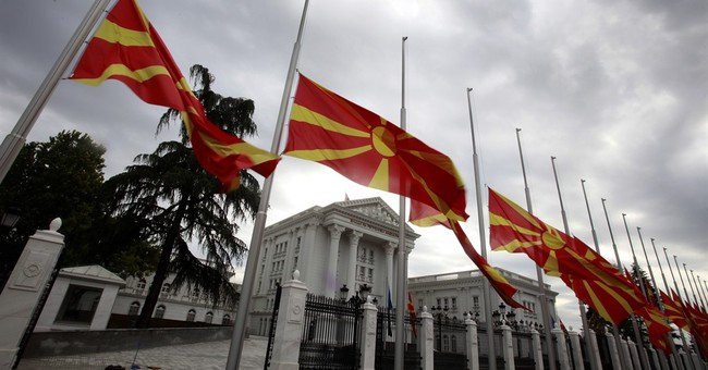 Macedonia raises storm death toll to 22; toddler missing