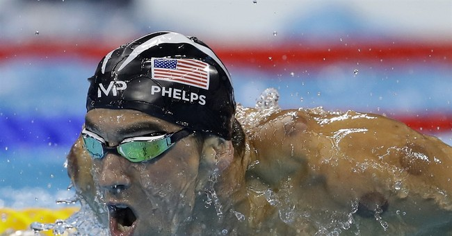 Phelps wins Olympic gold medals No. 20 and 21 in Rio