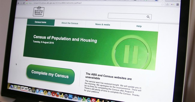 Australian online census shut down by cyberattacks