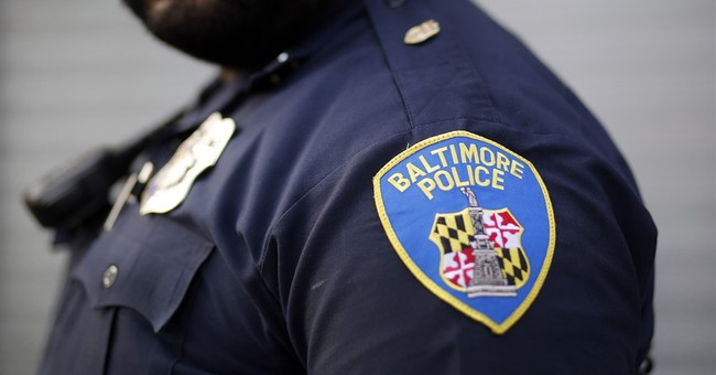 The Latest: Baltimore police chief: Some officers fired