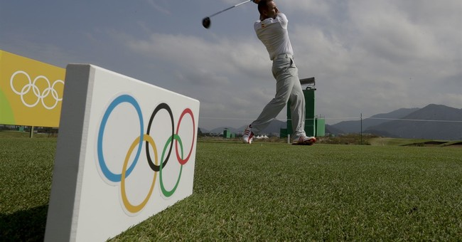 An Olympic golf course built for wind, and for scoring