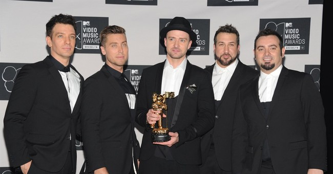 'N Sync reunites for J.C. Chasez's 40th birthday bash