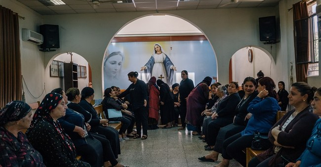 Christians say defeating IS won't make Iraq safe for them