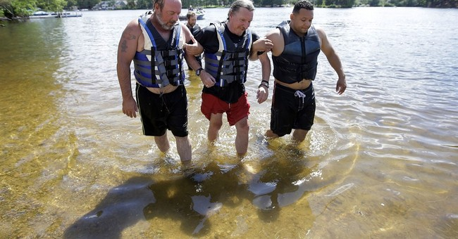 Vitality for veterans: Sports camp challenges, changes them