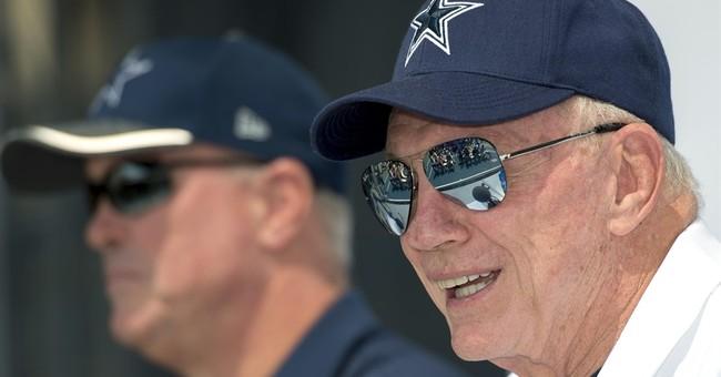 Cowboys in Cali: Jones says Rams on board despite LA return