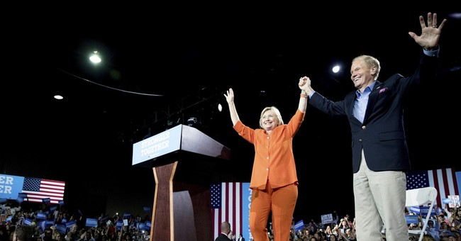 Trump on sidelines as Clinton fills Olympics airtime