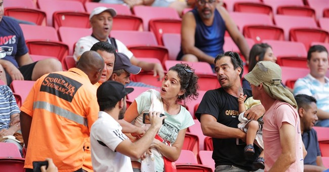 Brazilian judge orders Olympics to allow stadium protests