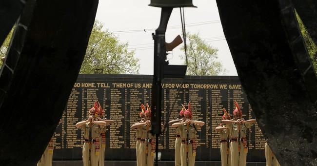 India's prime minister appeals to Kashmiris to shun violence
