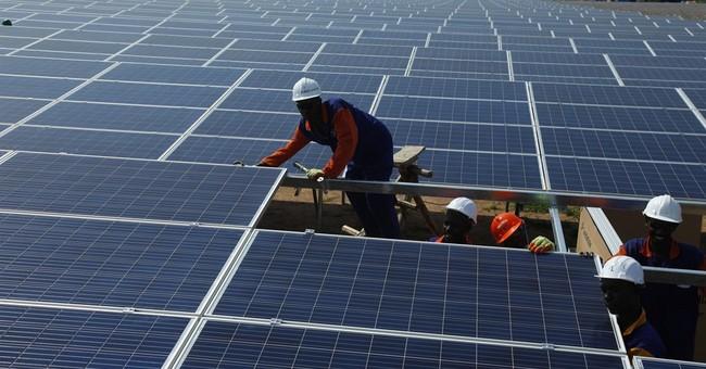 In Uganda, solar power plant amid African bush inspires hope