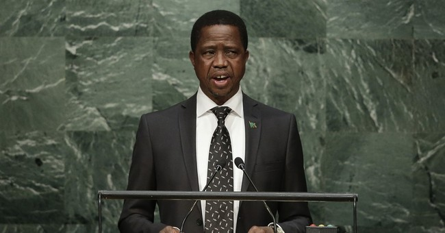 Zambia voting for president amid unprecedented violence