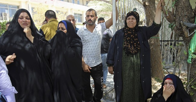Fire at maternity ward in Baghdad hospital kills 12 babies