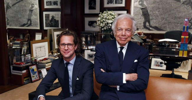 Changes at Ralph Lauren come at cost investors are OK with