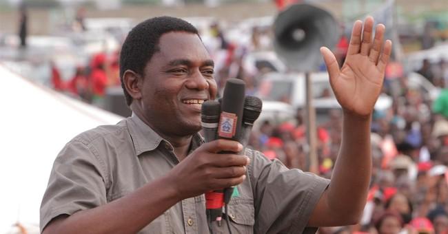 Zambia voting for president amid unprecedented violence