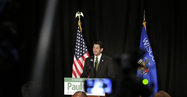 House Speaker Paul Ryan wins GOP nomination to run again