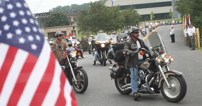 1,200 motorcyclists prepare for last Sept. 11 memorial ride