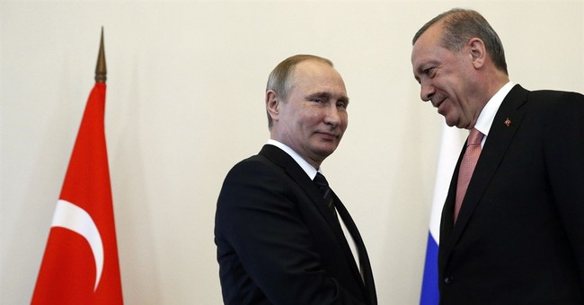 Turkish, Russian officials to discuss solution for Syria