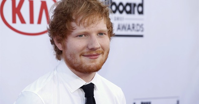 Lawsuit: Ed Sheeran copied R&B classic 'Let's Get It On'