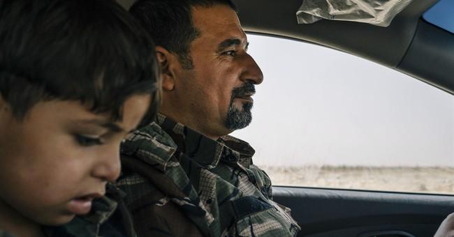 Sunni militias join Iraqi forces poised to take back Mosul
