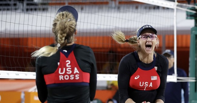 Walsh Jennings, Ross escape first adversity of Olympics