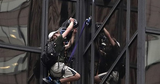 The Latest: Teen who scaled Trump Tower had problems at home