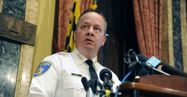 Baltimore police chief: Focus on reforms, building trust