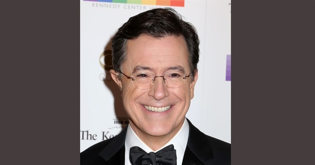 Stephen Colbert, Showtime in talks for live election special