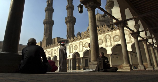 Uproar over Egypt's policy of state-dictated Friday sermons