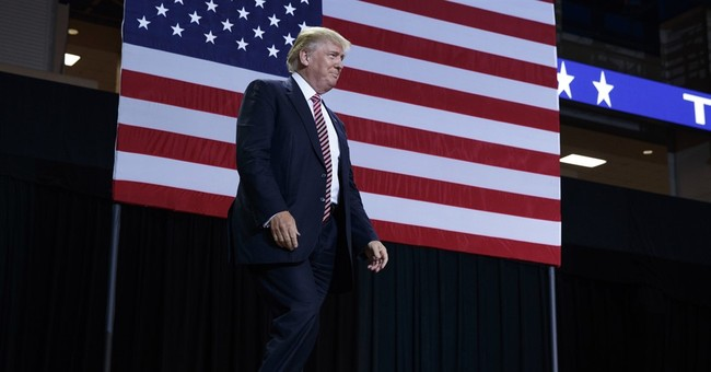 Shifting tone, Trump entertains the notion he could lose