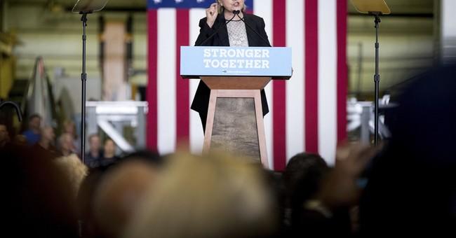 AP FACT CHECK: Clinton's selective history on trade